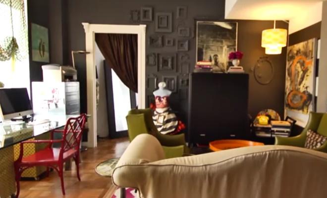 Bare ut Hvordan innrede en liten leilighet - Få smarte tips! - Kreative Idéer UF-78