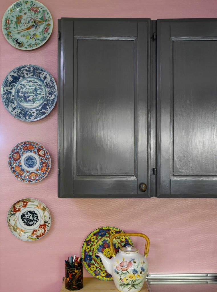 Interiøreksperter:   la kjøkkenskapene bli grå!   kreative idéer