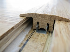 En T-list skal brukes i alle naturlige åpninger i et hus eller leilighet.