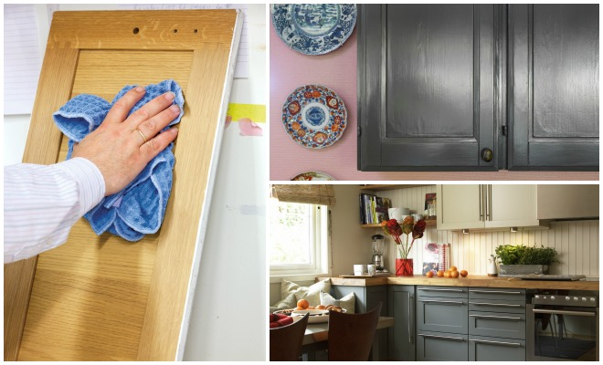 Interiøreksperter: - La kjøkkenskapene bli grå! - Kreative Idéer
