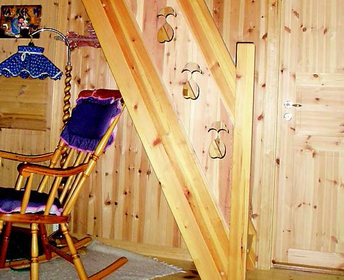 Forvandlingen er til å ta på! Du kan nesten ikke tro at det er den samme hytten.