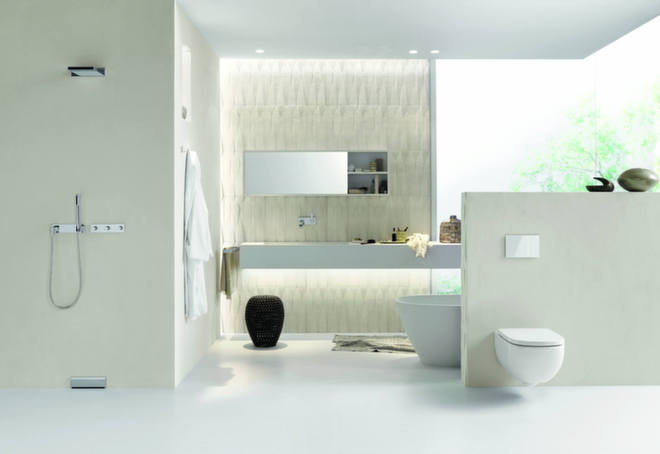 Her er de hotteste baderomstrendene kreative id er for Small bathroom ideas 6x6