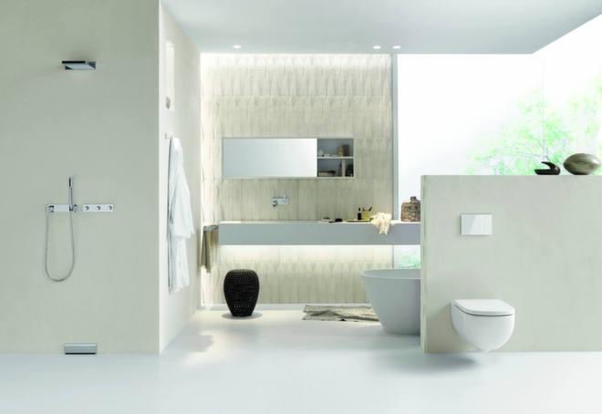 Her er de hotteste baderomstrendene kreative id er for Small bathroom ideas 6x6