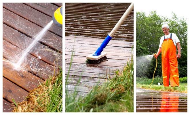 Slik får du ren terrasse på 1-2-3 - Kreative Idéer