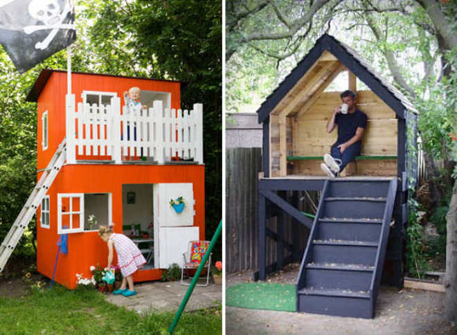 outdoor kids play house for boys pirate ship playhouse 1 house