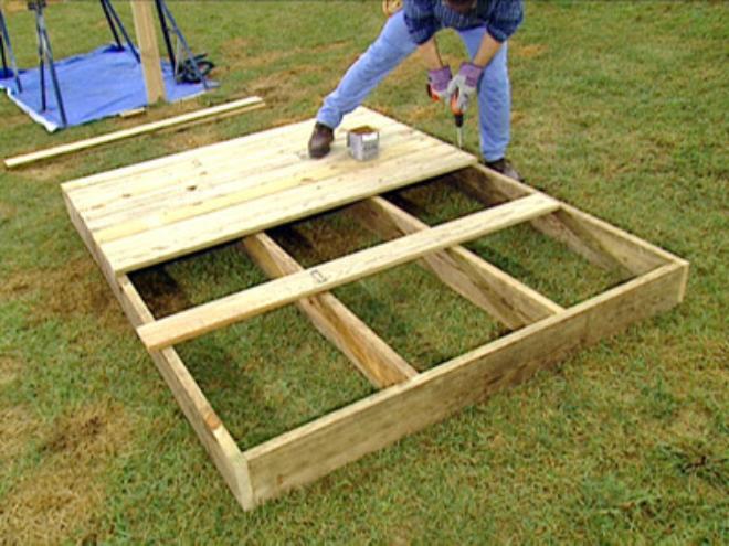 Как сделать домик из дерева своими руками фото