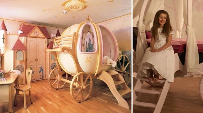 11 eventyrlige barnerom som vil f? deg til ? ?nske du var barn ...
