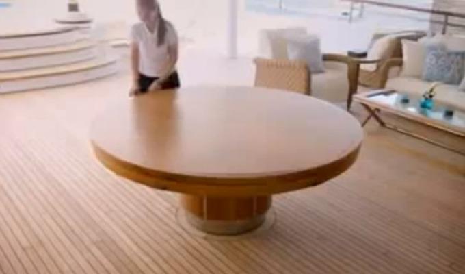 Fantastisk Dette spisebordet er helt GENIALT. Bare se hva det kan gjøre CD49
