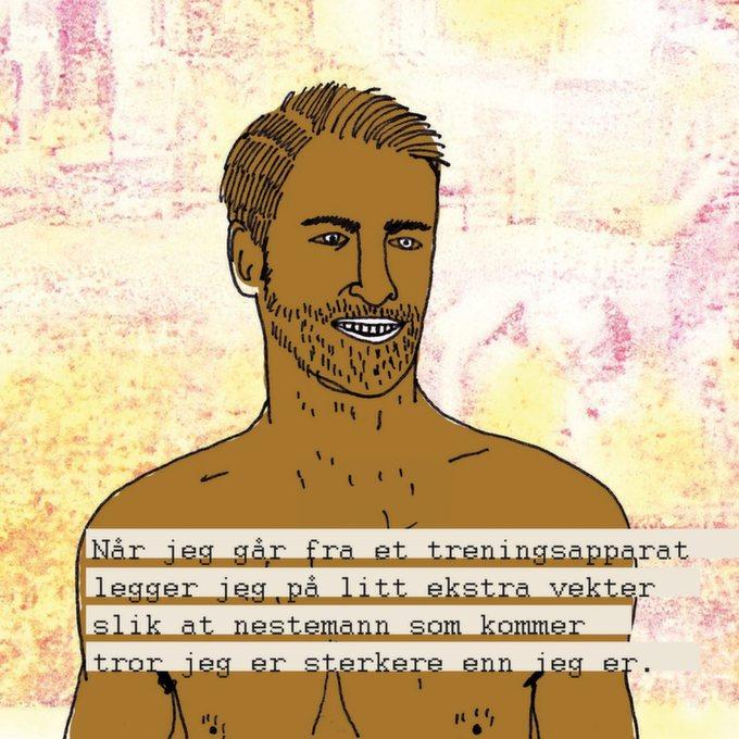 hvordan tenne mannen norske nakenbilder snapchat