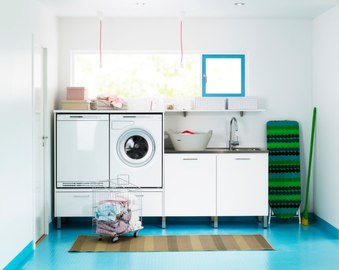 smarte vaskerom Kleppe/Verdalen