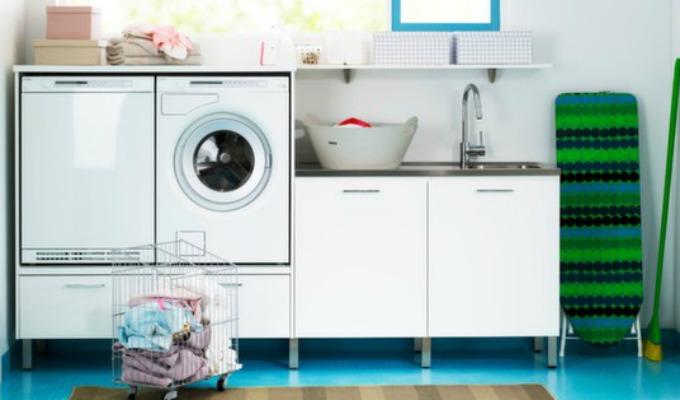 Helt ny vaskeromsinnredning selges svaert billing. Vaskeromsinnredning ...
