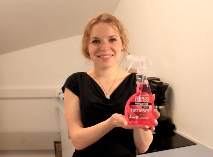 Katya fra Kreative Idéer var storfornøyd med produktet!