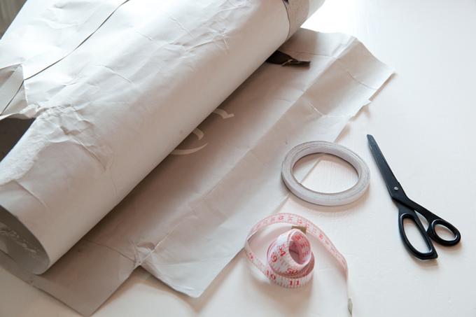 Ikke kast papirposen, du kan lage noe veldig kult og praktisk til ...