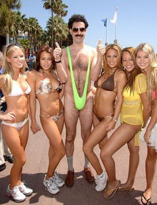 Borat Bikini9e01d9fa958c3107ae8883d36f279adf