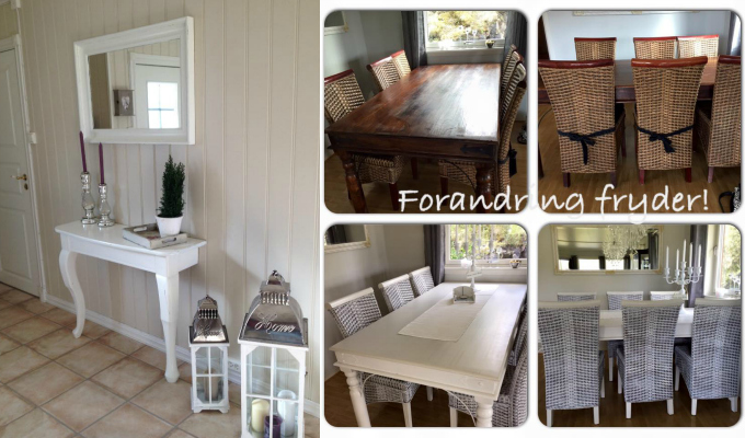 kreative ideer med møbler