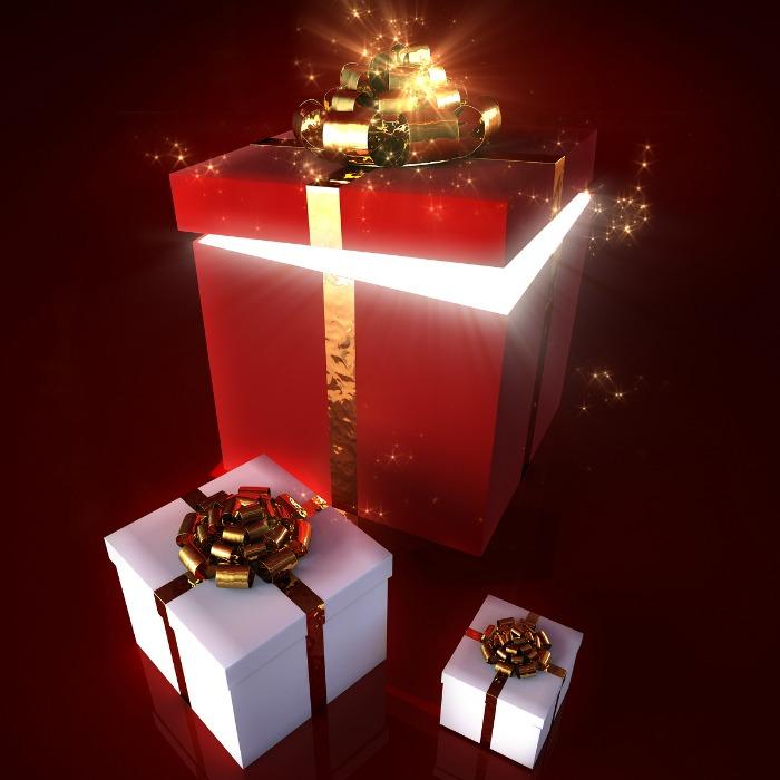 hvorfor får man gaver juleaften