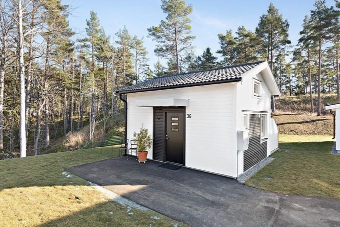 151c84b6 Et av Sveriges minste hus er lagt ut for salg. Vent til du ser innsiden!