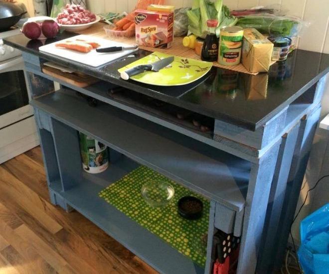 Iselin Johnsen Maridatter Kjøkkenbord 2