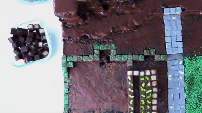 Minecraft Abstrakt