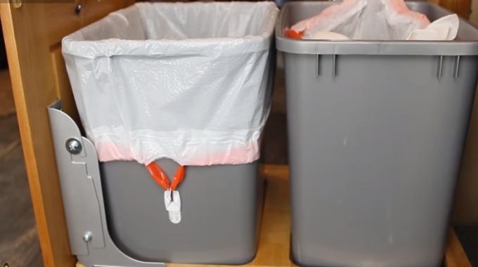 Søppelposetriks