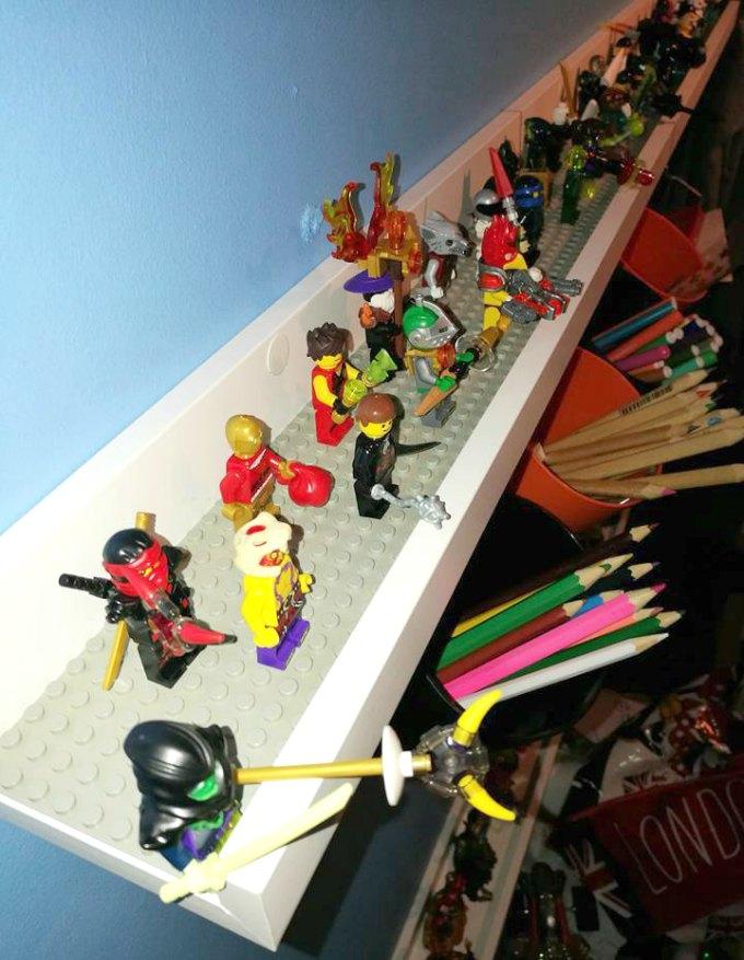 Lego Hylle