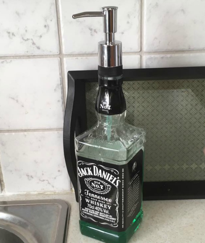 Rigmor Nundal Halien Jack Daniels