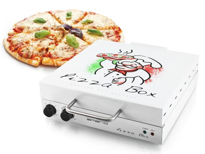 Genial Pizzaovn