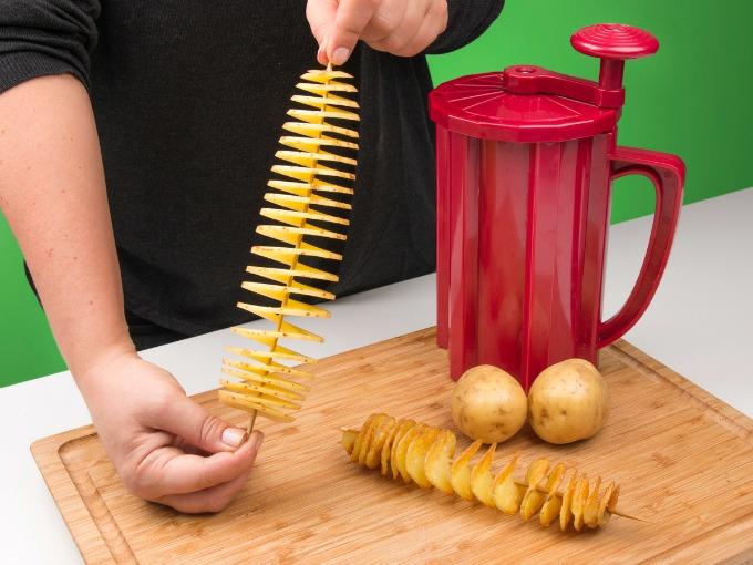 Potatoe Twister