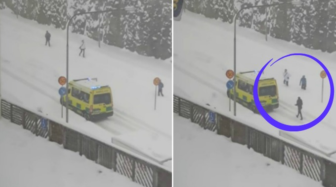 Ambulanse To Bilder