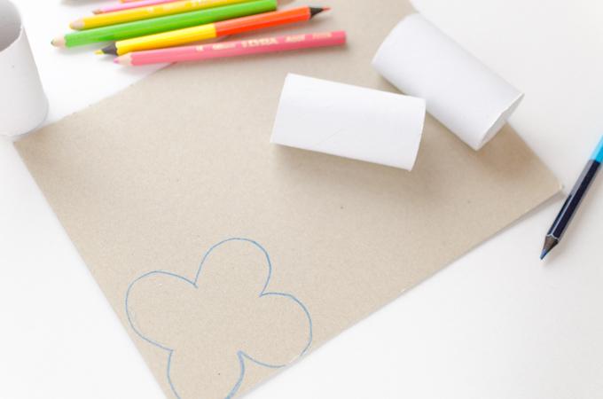 lette ting å lage kunst og håndverk