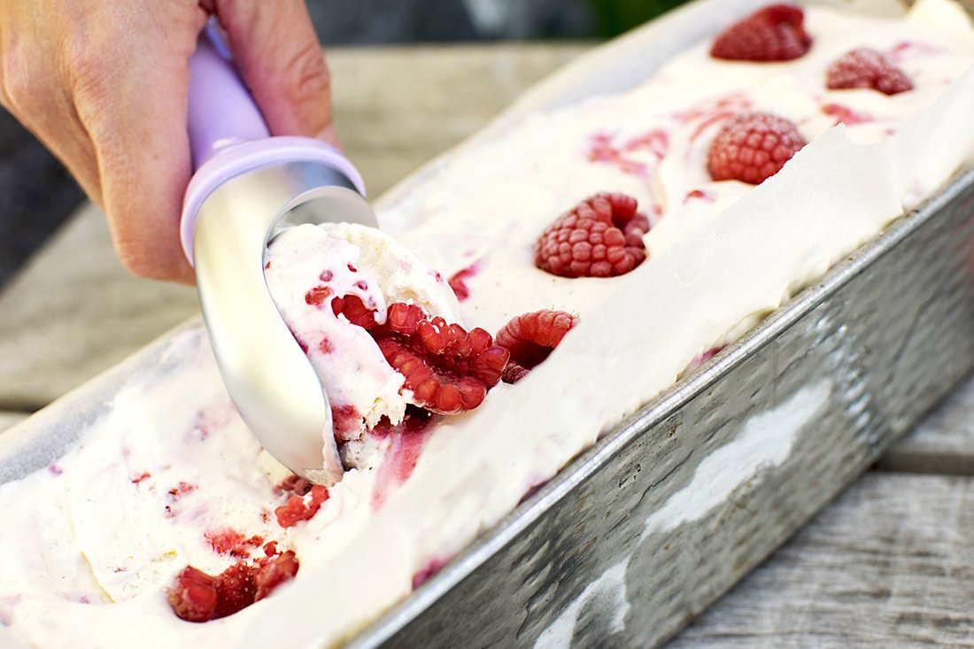 hvordan lage is uten ismaskin