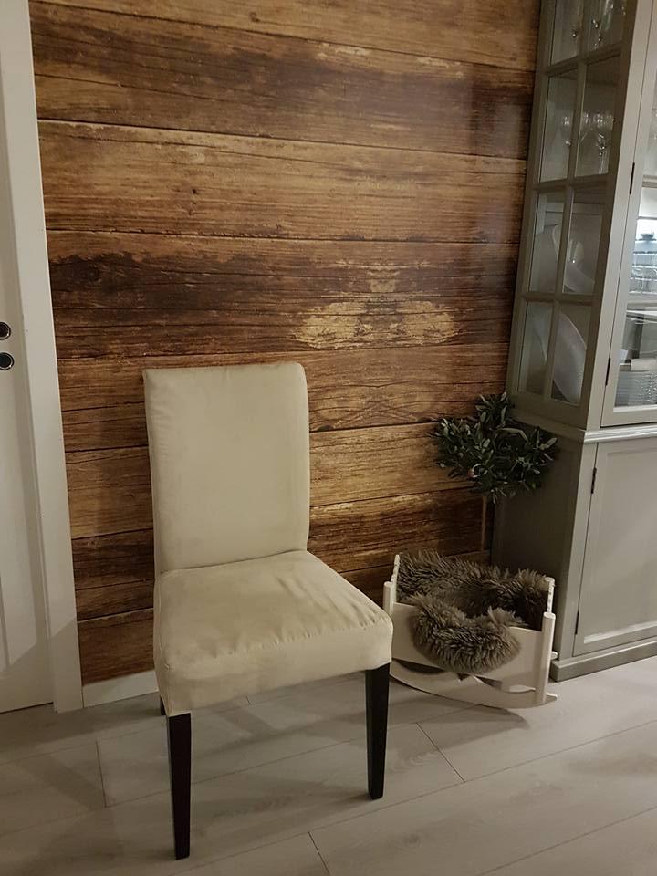 Kjempebra Har du slike stoler fra Ikea hjemme? Da må du se hva Jannicke IR-32