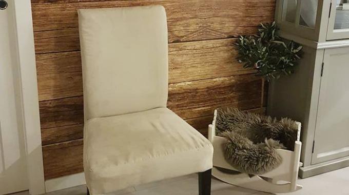 Utrolig Har du slike stoler fra Ikea hjemme? Da må du se hva Jannicke US-77