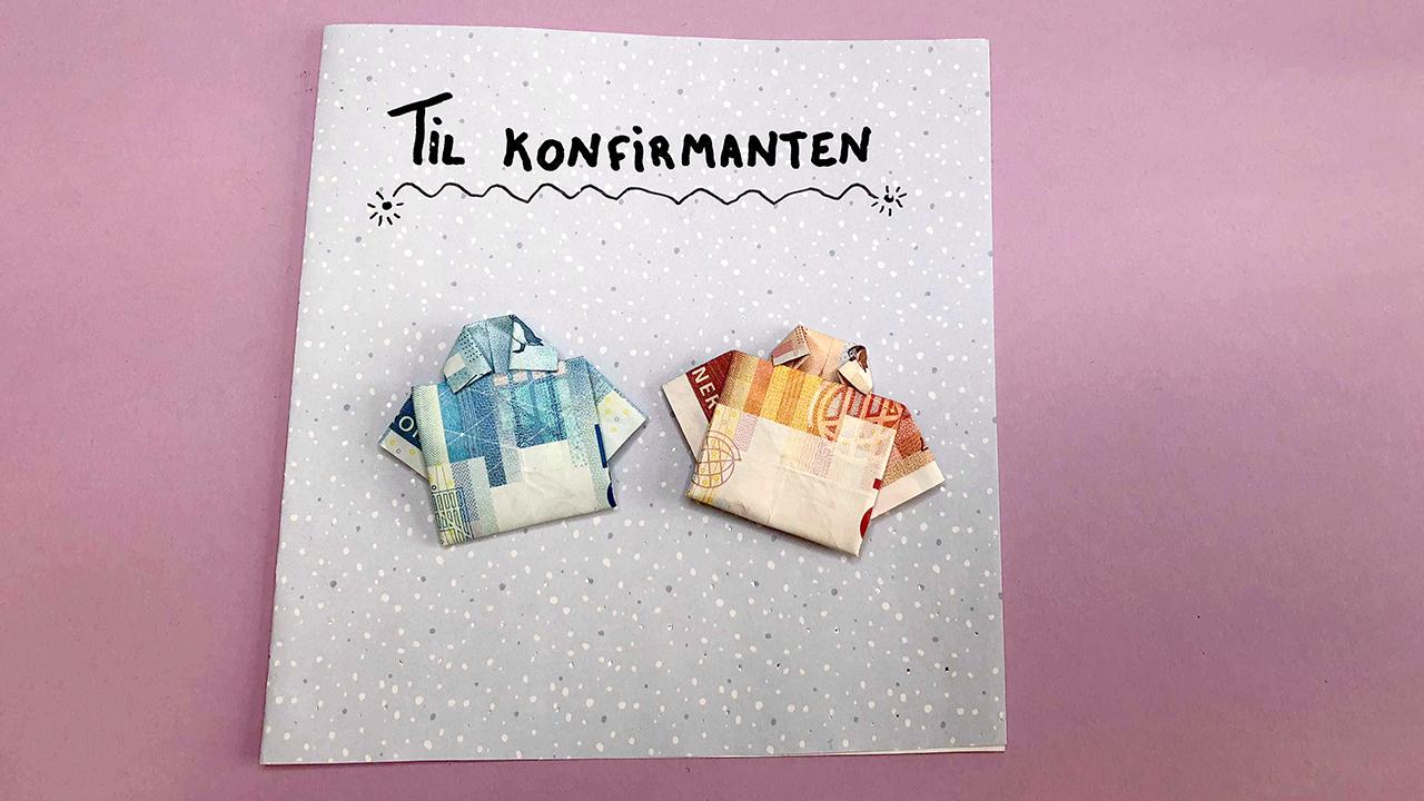 pengegaver til barn