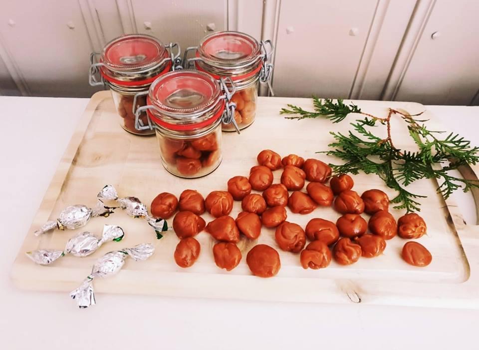 6 spiselige julegaver du lager på en-to-tre - Kreative Idéer